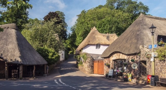 Image for: A day out in Cockington Village