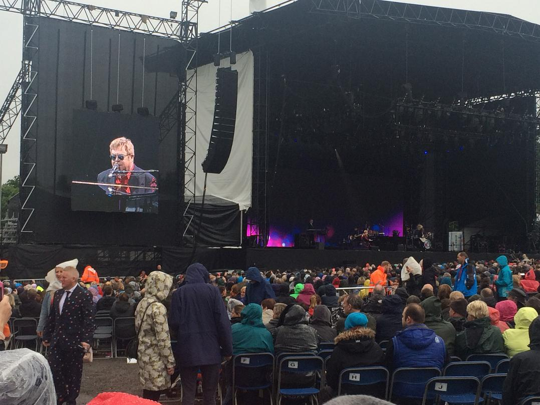 Header Image for: Elton at Wespoint